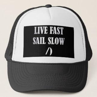 Slogan-Hut #2 Truckerkappe
