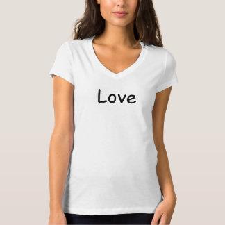 Sloganspitzen T-Shirt