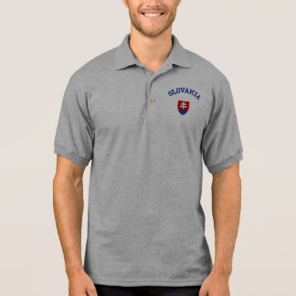 Slowakei Polo Shirt