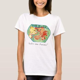 SM064, Parlez-vous Francais? T-Shirt