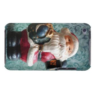 Small Santa Claus figure Case-Mate iPod Touch Case