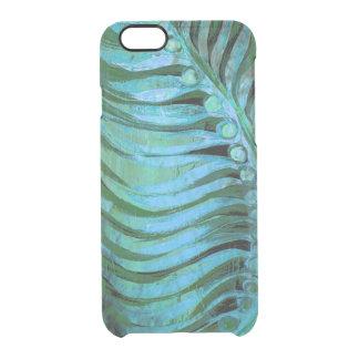 Smaragdgefieder II Durchsichtige iPhone 6/6S Hülle