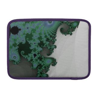 SmaragdSeepferd MacBook Sleeve