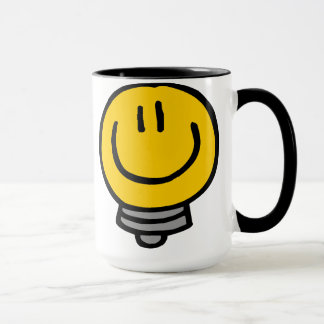 Smiley-Birne Tasse