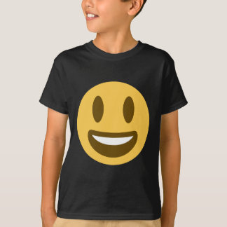 Smiley Emoji Twitter T-Shirt