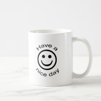 Smiley Tasse
