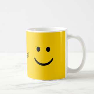 Smiley-Tasse Tasse