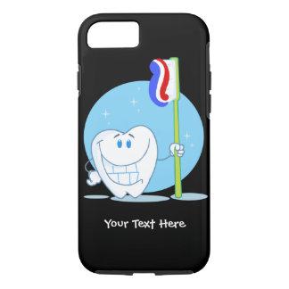 Smiley-Zahn (kundengerecht) iPhone 8/7 Hülle