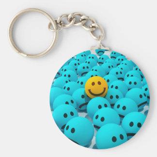 Smileyspaß Bild Schlüsselanhänger