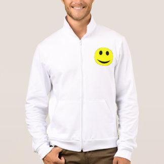 Smily Gesichtsjacke Jacke