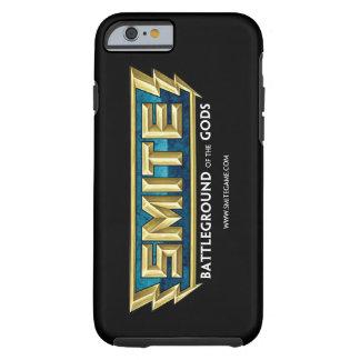 SMITE Logo-Schlachtfeld der Götter Tough iPhone 6 Hülle