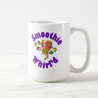 Smoothie Whirl'd Logo-GetränkeTasse Tasse
