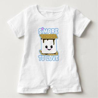 S'more zur Liebe Baby Strampler