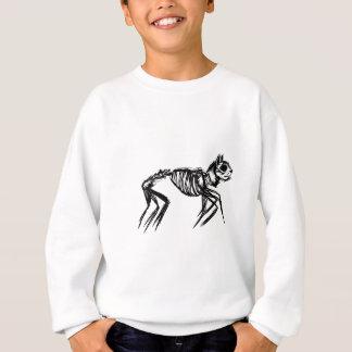 Snicker-Katze Sweatshirt