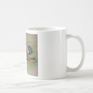 Snoozing Basset-Jagdhund Kaffeetasse