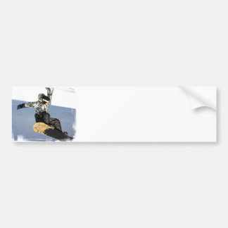 Snowboard-Produkteinführungs-Autoaufkleber Autoaufkleber