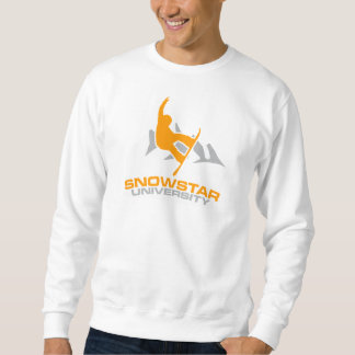 SnowStar University v2 orange Sweatshirt