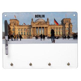 Snowy Reichstag_001.02.T (Reichstag im Schnee) Memo Boards
