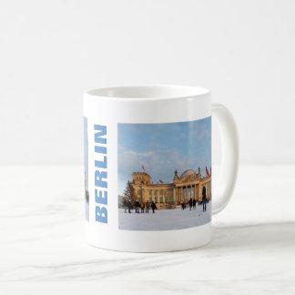 Snowy Reichstag_001.02.T (Reichstag im Schnee) Tasse