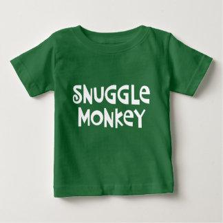 Snuggle-Affe Baby T-shirt