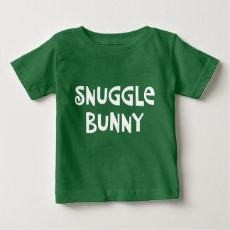 Snuggle-Häschen Baby T-shirt