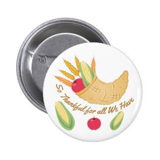 So dankbar runder button 5,1 cm