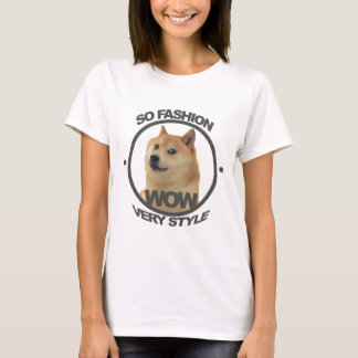 So Mode, so Doge T-Shirt