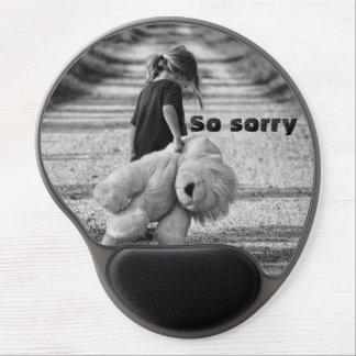 So traurig gel mousepad