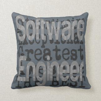 Software Engineer Extraordinaire Kissen