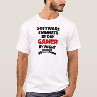 Software Engineer Gamer T-Shirt