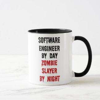 Software Engineer ZombieSlayer Tasse
