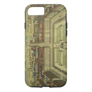 Soho oder Königs Square, für 'die Übersicht des iPhone 8/7 Hülle