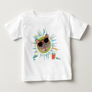 Sola im Sommer Baby T-shirt