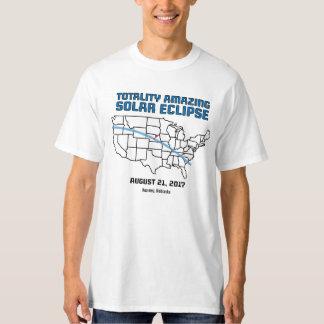Solareklipse 2017 - Gesamtheit fantastisch! T-Shirt