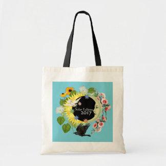 Solareklipse-klassische Taschen-Tasche Tragetasche