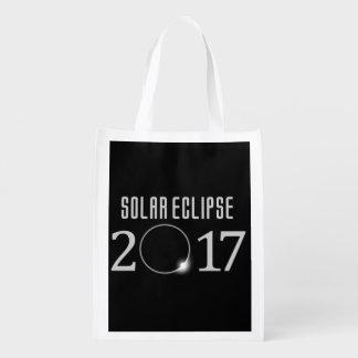 Solareklipse-Lebensmittelgeschäft-Tasche 2017 Wiederverwendbare Tragetaschen