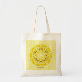 Solarplexus Chakra Mandala-Tasche Tragetasche