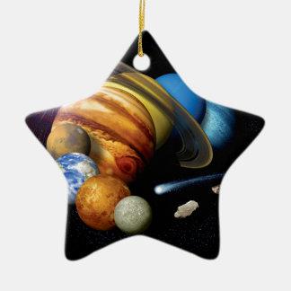 Solarsystems-Planetenmontage-Raum-Fotos der NASAs Keramik Stern-Ornament