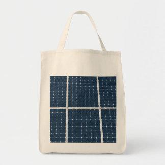 Solarzellen-Platte Einkaufstasche