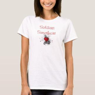 Soldat-Schatz T-Shirt