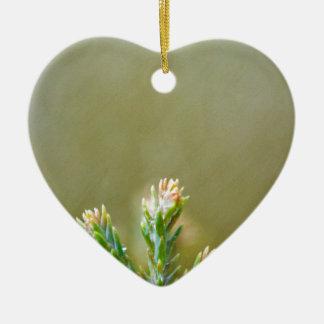 Something green keramik ornament