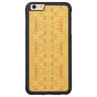 Sommer-Benommenheit - Kasten des Telefon-(Holz) Carved® Maple iPhone 6 Plus Bumper Hülle
