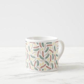 Sommer-Blätter Espresso-Tasse