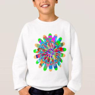 Sommer-Frühlingsfest-Farben-Spritzen Sweatshirt