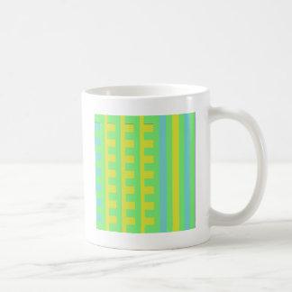Sommer-Limoner Kamm-Zahn Kaffeetasse