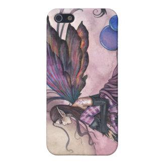 Sommer-Mond-gotische Fantasie feenhafter iPhone iPhone 5 Hüllen