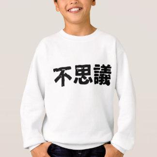 Sonderbar oder mysteriös (Fushigi) Sweatshirt