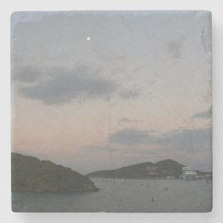 Sonnenaufgang in den Jungferninseln St Thomas III Steinuntersetzer