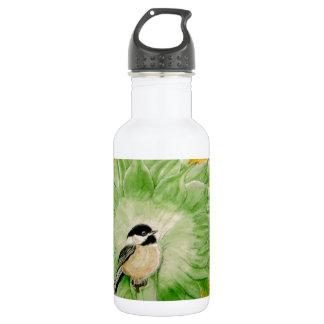 Sonnenblume andChickadee Trinkflaschen