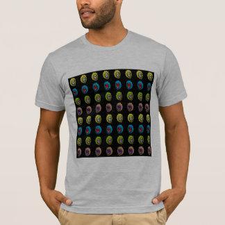 Sonnenblume-Mann T-Shirt